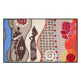 Fußmatte Salonloewe African Summer XL