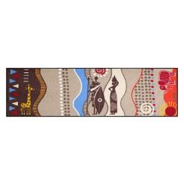 Fußmatte Salonloewe African Summer XXL