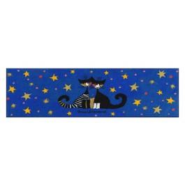 Fußmatte Salonloewe Wachtmeister Lifestyle Stelle Per Due 60 cm x 180 cm