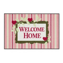 Fußmatte Salonloewe Design Welcome Home Vintage