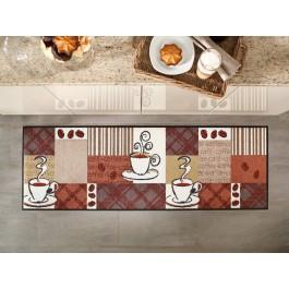 ußmatte Salonloewe Design Kaffeepause
