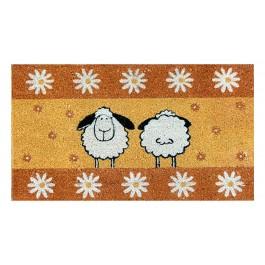 Kokosfußmatte Sheep