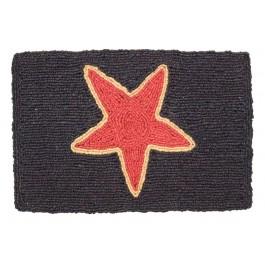 Kokosfußmatte Star Wendematte