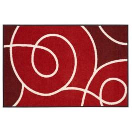 Fußmatte Salonloewe Design Swoop Rot XXL