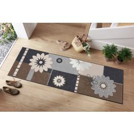 Fußmatte Salonloewe Design Winterfreude