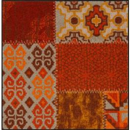 Fußmatte Salonloewe Design Marrakesch 85cm x 85cm
