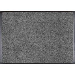 Fußmatte Uni grau