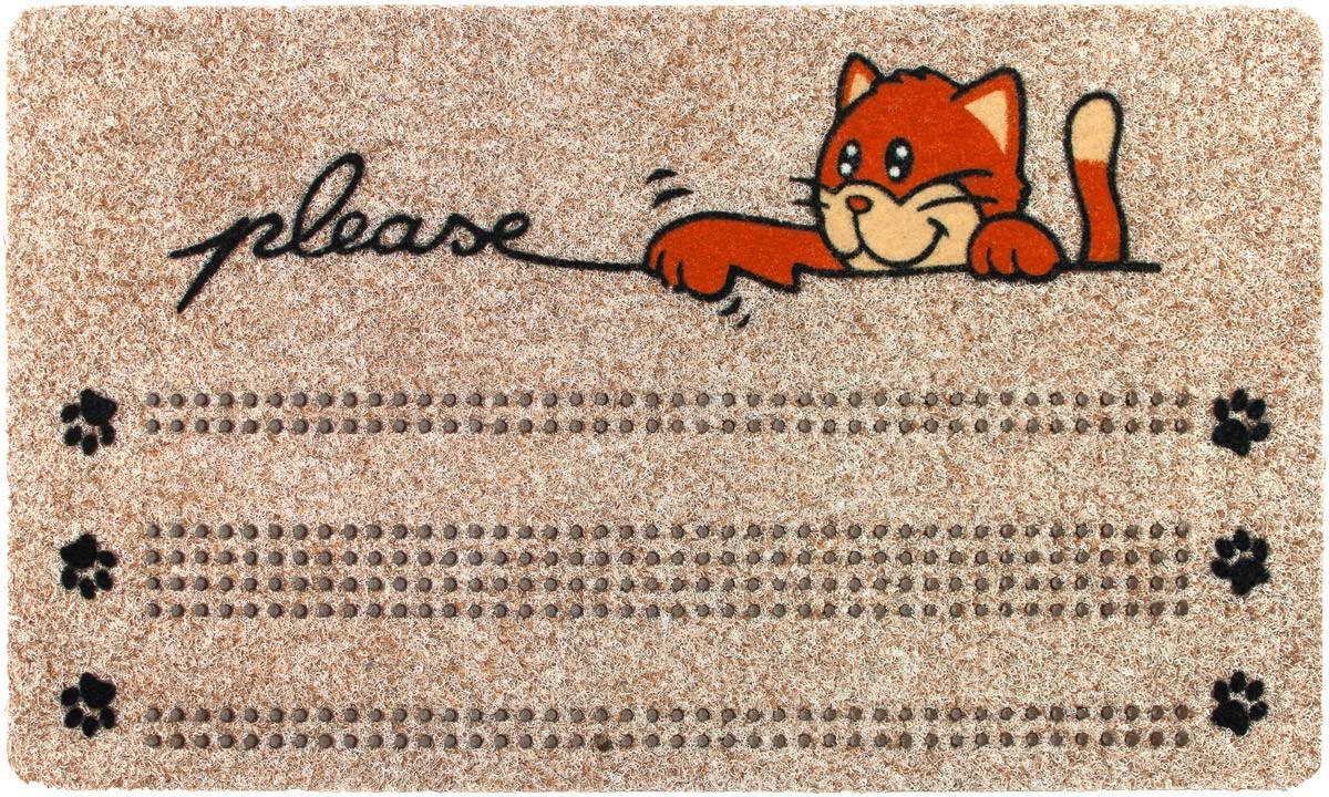 Fussmatte Fussabtreter Katze