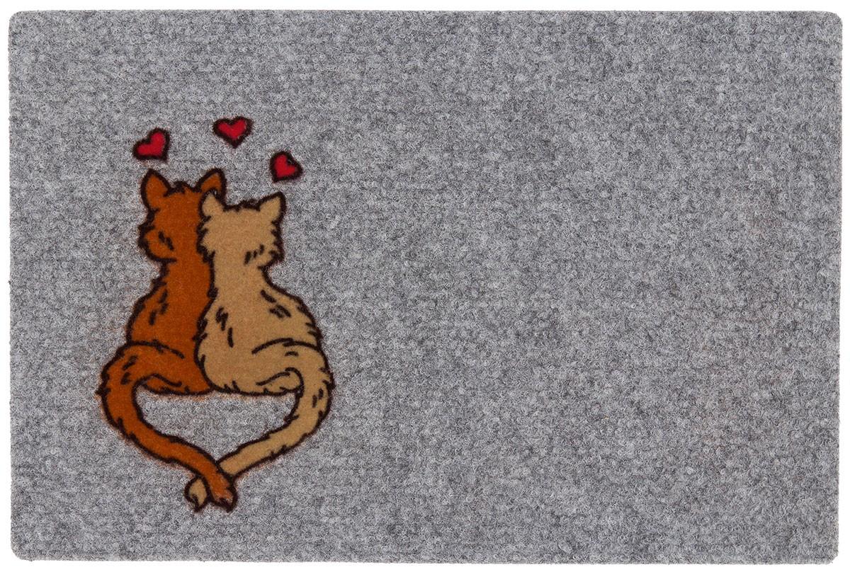 Fussmatte Lako Noblesse Verliebte Katzen