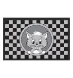 Fußmatte Deco & Wash Katze
