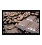 Fußmatte Deco & Wash Schokolade