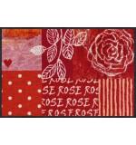 Fußmatte Rose Heart