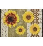 Fußmatte Sunflower Garden