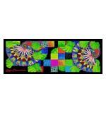 Fußmatte Salonloewe Design Fortuna 75 cm x 190 cm