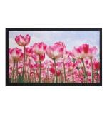 Fußmatte Image Tulips