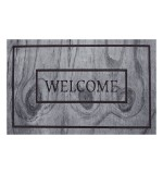 Fußmatte Master Welcome Frame grey