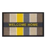 Fußmatte Mondial Welcome home blocks