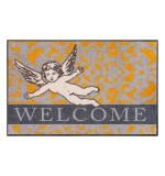 Fußmatte Salonloewe Design Welcome Angel