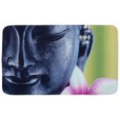 Badematte Buddha