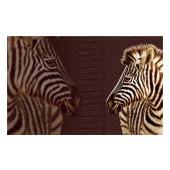 Fußmatte Gallery Zebra