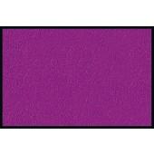 Fußmatte Eurographics Uni crocus purple