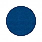 Fußmatte Clean Keeper dunkelblau rund L