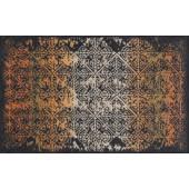 Fußmatte Broken Tiles gold XL