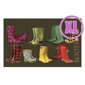 Fußmatte Gallery Boots XL