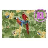 Fußmatte Gallery Papagei XL