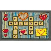 Fußmatte Hello Home Welcome