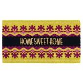 Fußmatte Home Sweet Home Kokos