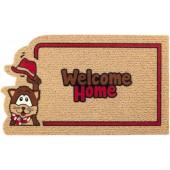Fußmatte Katze Welcome Home
