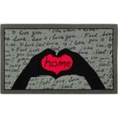 Fußmatte Love Home