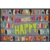 Fußmatte Make me Happy
