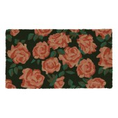 Fußmatte Roses Kokos