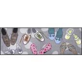 Fußmatte Schuh-Treffpunkt XXL