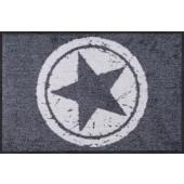 Fußmatte Star Grey