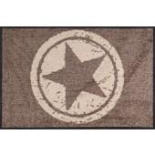 Fußmatte Star Brown