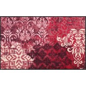 Fußmatte Overlaying Ornament Red Chic XL