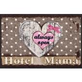 Fußmatte Hotel Mama