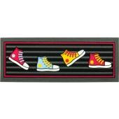 Fußmatte Sneakers