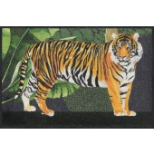 Fußmatte Tiger Salonloewe
