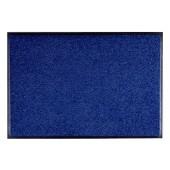 Fußmatte Uni dunkelblau