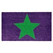 Fußmatte Kokos Big Star Green