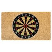 Fußmatte Kokos Darts Classic