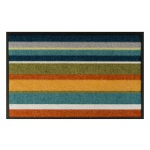 Fußmatte Easy Clean Colourful Stripes