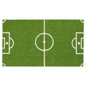 Fußmatte Kokos Football