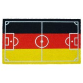 Fußmatte Kokos Football Germany