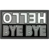 Fußmatte Hello Bye Bye