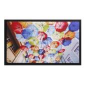 Fußmatte Image Umbrellas